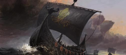 Euron Greyjoy pretende casarse con Daenerys Targaryen