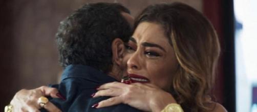 Maria da Paz sofre um atentado em 'A Dona do Pedaço'. (Reprodução/ TV Globo)