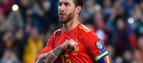 Sergio Ramos ha sumado 164 partidos internacionales - rtve.es