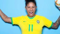 Cristiane comanda a vitória da seleção brasileira na estreia da Copa Mundo