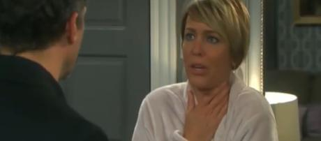 Days of our Lives: 'Nicole' is about to be exposed (screenscrap DiMera Files Youtube)