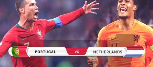 Cristiano Ronaldo y Van Dijk capitanean a sus países. Match Day - matchdaay.com