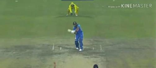 India Vs Australia live stream on Sky Sports (Image via Kaysports screencap)