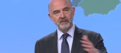 Pierre Moscovici rivela che, secondo lui, Trai sa cosa fare
