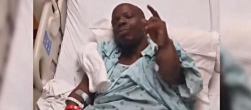While still hospitalized, Bushwick Bill fights for his life due to pancreatic cancer. - [Drip Drop TV / YouTube screencap]