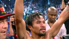 Justin Fortune warns Keith Thurman: Manny Pacquiao 'punches like a jr. middleweight'