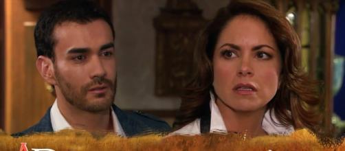 'A Dona' é exibida pelo SBT. (Reprodução/Televisa)