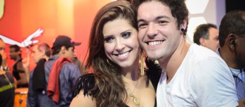 Casais como Andressa e Nasser estão juntos desde que se conheceram no 'BBB'. (Arquivo Blasting News)