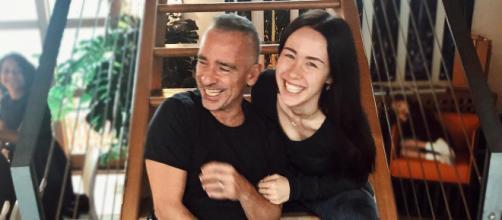 """Eros Ramazzotti über Tochter Aurora: """"Sie redet zu viel ... - promiflash.de"""