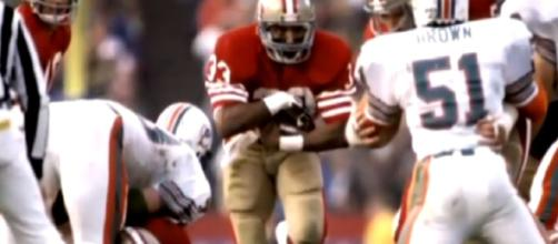 Fans want Roger Craig in the NFL Hall of Fame [Image via lscottvideo/YouTube]
