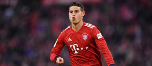 James Rodríguez, ex Bayern Monaco, potrebbe ritrovare Ancelotti al Napoli - fcbayern.com