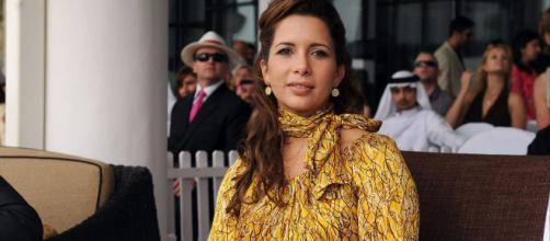La extraña desaparición de Haya de Jordania, esposa del actual emir de Dubai
