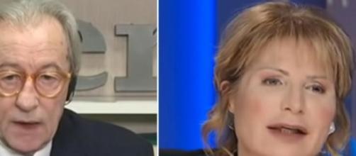 Libero all'attacco di Lilli Gruber: 'Mistress anti Salvini'