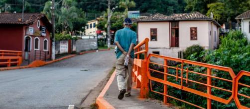 Moradores de Barão de Cocais vivem sob tensão por possível rompimento de barragem. (Arquivo Blasting News)