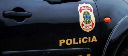 PF cumpre mandado de prisão na casa do Procurador Renan. (Reprodução/VEJA)