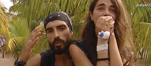 Supervivientes: Violeta Mangriñan y Fabio en honduras