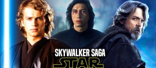 """""""The Rise of Skywalker"""" will conclude the Skywalker saga. [Image Credit] MIKE ZEROH/YouTube"""