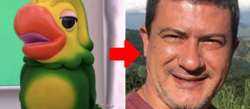 Tom Veiga é quem dá a vida ao querido Louro José. (Reprodução/ Rede Globo/ Instagram)