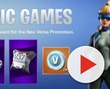 "Neo Versa bundle is coming to ""Fortnite."" [Image source: Kolash/YouTube]"