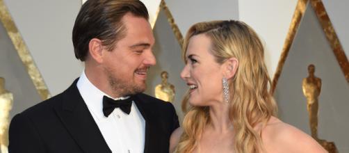 A atriz Kate Winslet ficou mais conhecida ao interpretar Rose no filme 'Titanic' (1997), ao lado de Leonardo DiCaprio. (Arquivo Blasting News)