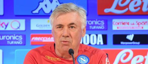 Calciomercato Napoli, Ancelotti: 'Numero 10 a James? L'importante è che arrivi'