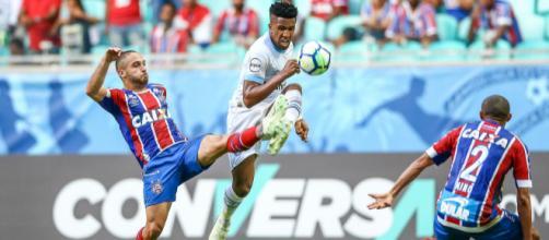 Grêmio e Bahia fazem o primeiro duelo das quartas de final. (Arquivo Blasting News)