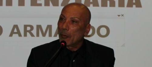 Il S.Commissario Armando Algozzino