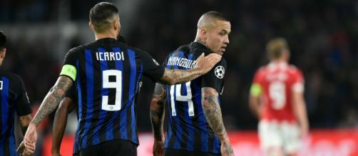 Inter, Nainggolan e Icardi fuori dal progetto
