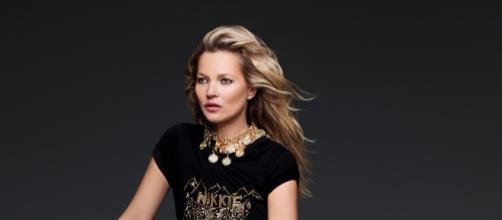 Kate Moss est la nouvelle muse de Zadig & Voltaire