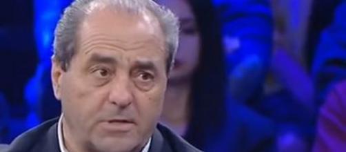 L'ex magistrato Antonio Di Pietro