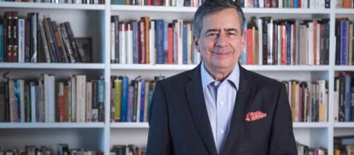Morre jornalista Paulo Henrique Amorim, aos 77 anos. (Arquivo Blasting News)