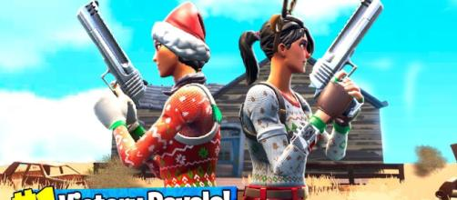 """The 1v1 Duel mode is coming to """"Fortnite."""" Credit: ComKean / YouTube"""