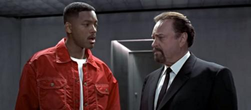 Will Smith offers condolences to actor Rip Torn after his death. - [Image credit: Diogo Pereira / YouTube screenshot]