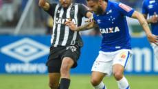 Cruzeiro e Atlético-MG iniciam briga por vaga nas semifinais da Copa do Brasil