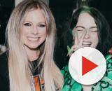 Avril Lavigne e Billie Eilish si incontrano per la prima volta - Luglio 2019