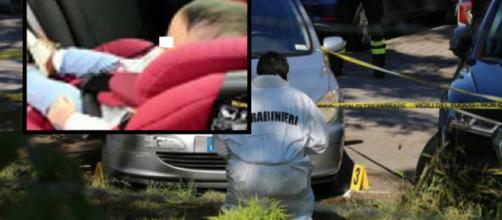 Bimba di quattro anni muore in auto dimenticata dal papà