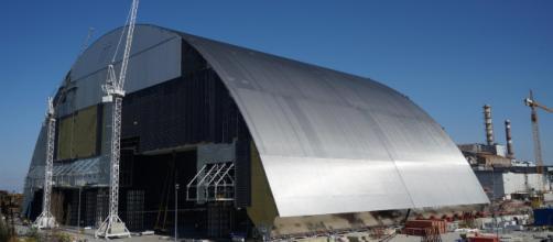 Chernobyl, la nuova copertura del reattore numero quattro