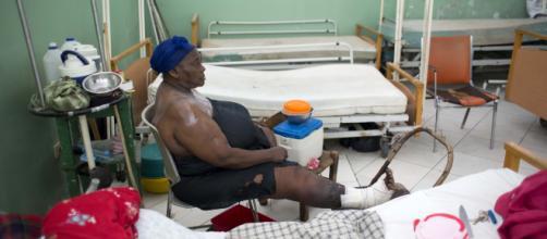 Haití tiene un sistema se salud y seguridad social muy precario. - americateve.com