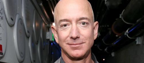 Hoje, Bezos é o homem mais rico do mundo. (Arquivo Blasting News)