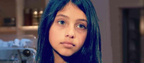 Ludovica Nasti interpreta Mia Parisi, sorella di Alex