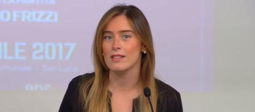 Maria Elena Boschi torna ad attaccare Salvini.