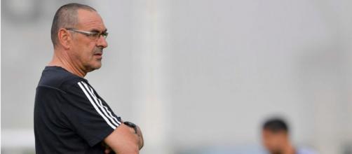 Maurizio Sarri (foto: Juventus.com)