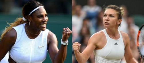 Wimbledon, Serena Williams è ancora in finale: Simona Halep tenterà lo scacco alla regina