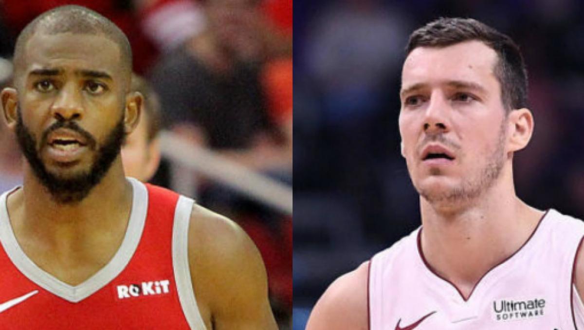 e985e0e1 Heat rumors: Analyst proposes Justise Winslow, Goran Dragic for Chris Paul  trade