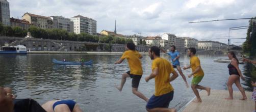 Big Jump, un tuffo per fiumi e laghi puliti