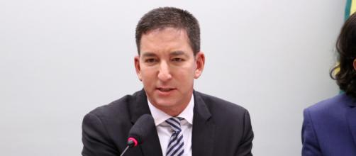 Glenn Greenwald afirmou que o PSL estava patrocinando campanha de ódio contra ele. (Arquivo Blasting News)