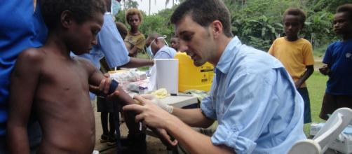 Los antibióticos son utilizados en muchas comunidades pobres para curar las infecciones. - elmundo.es