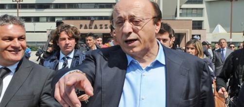 Moggi:' De Ligt arriverà alla Juventus grazie a Raiola'