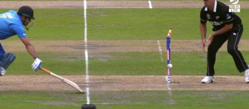 New Zealand beats India by 18 runs (Image Credit - BBC/Youtube)