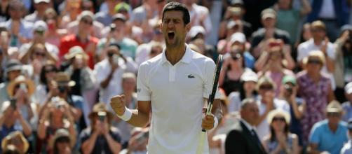 Wimbledon, l'urlo di Djokovic: 'Ancora in finale, un altro sogno diventato realtà'